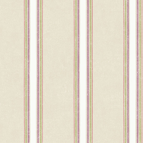 stripe wallcovering
