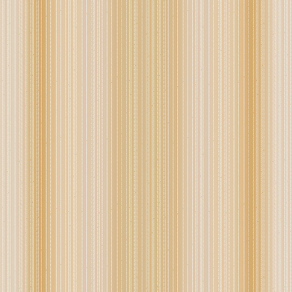 ochre light reflective stripe wallcovering