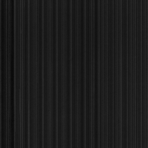 Black vertical silk stripe wallcovering