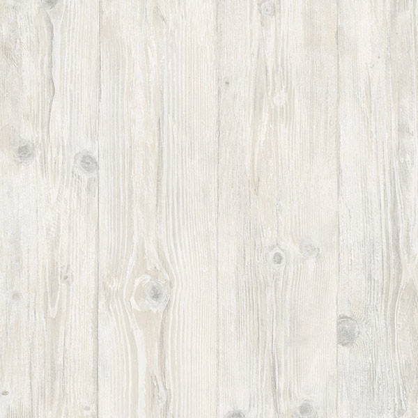 grey wood grain planks wallcovering