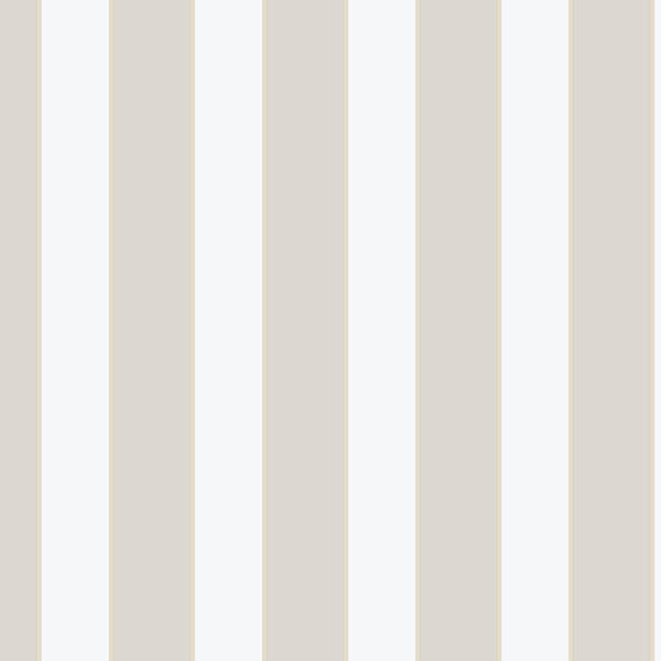 grey and beige stripe wallcovering