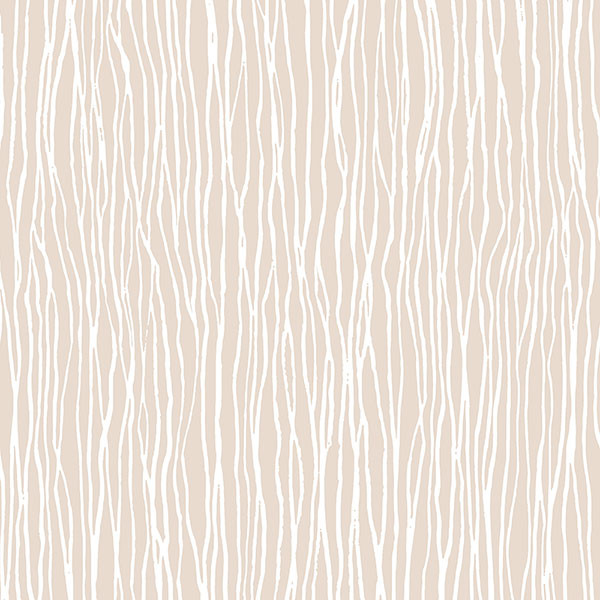 Taupe texture wallcovering