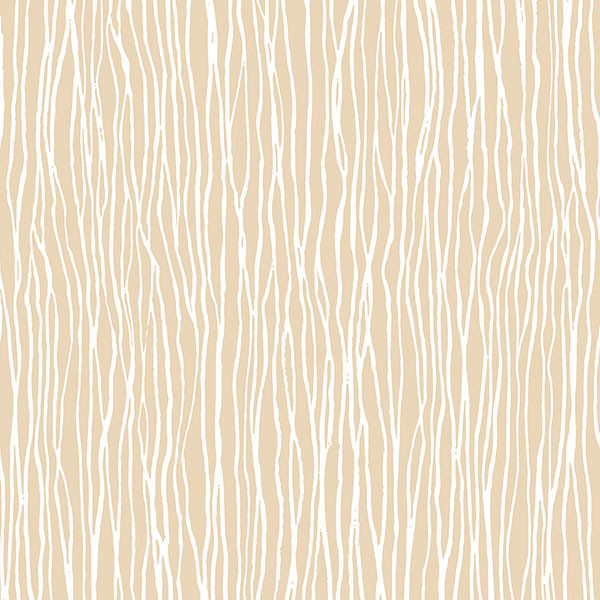 Beige texture wallcovering